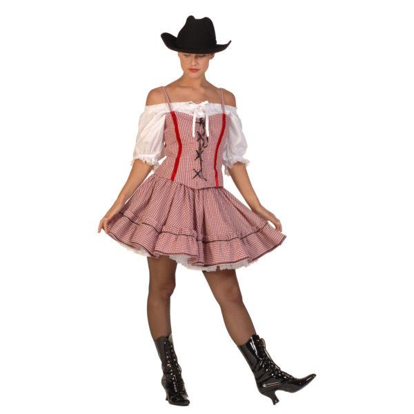 Saloongirl Kostüm